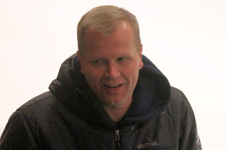 Ari Holopainen, kuva Pekka Huovila