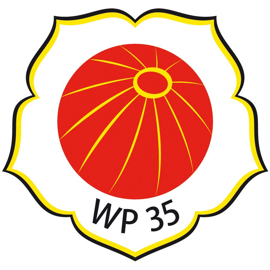 WP 35 logo
