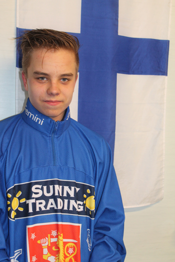 #16 Kalle Pesonen