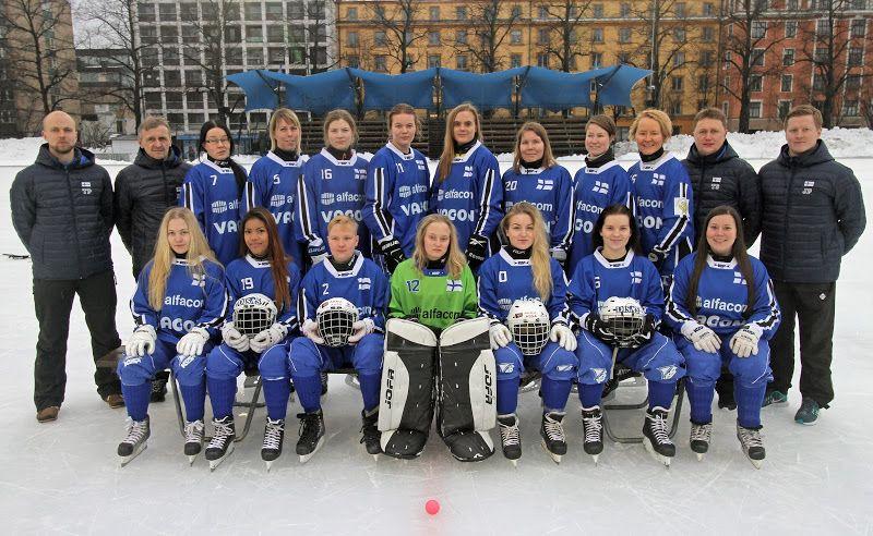 naisten jääkiekon mm kisat 2016