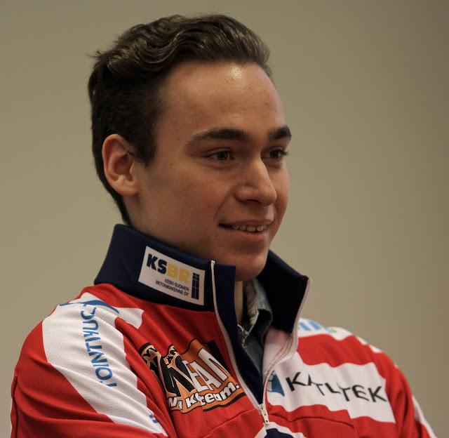 Nico Nevalainen Örebro SK:n riveihin