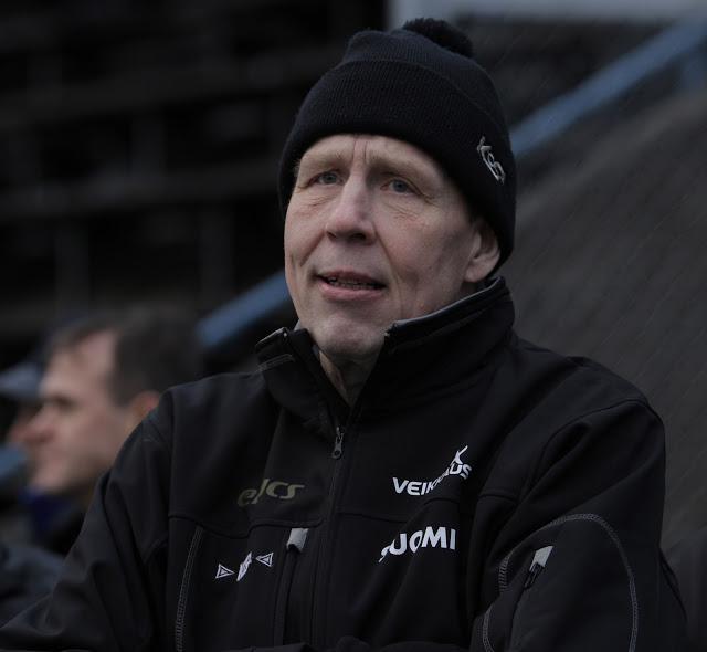 Antti Parviainen Akilles Bandyn päävalmentajaksi