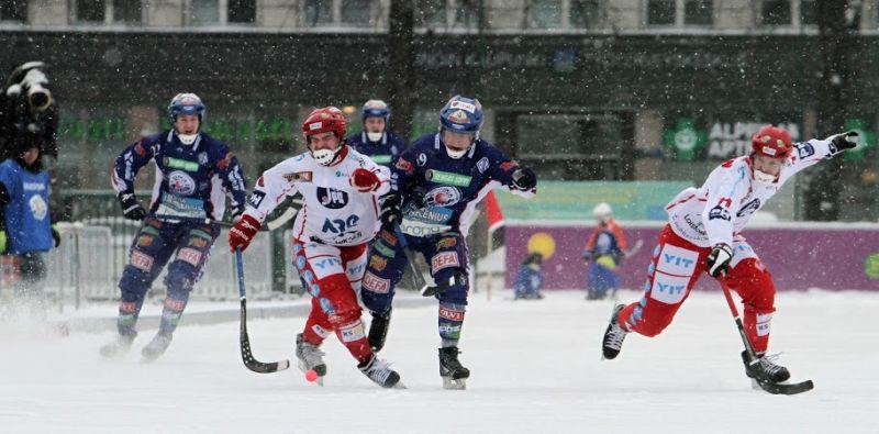 Jääpallon Suomen Cup