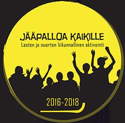 Jääpallon koulukiertue 2018 on alkanut!