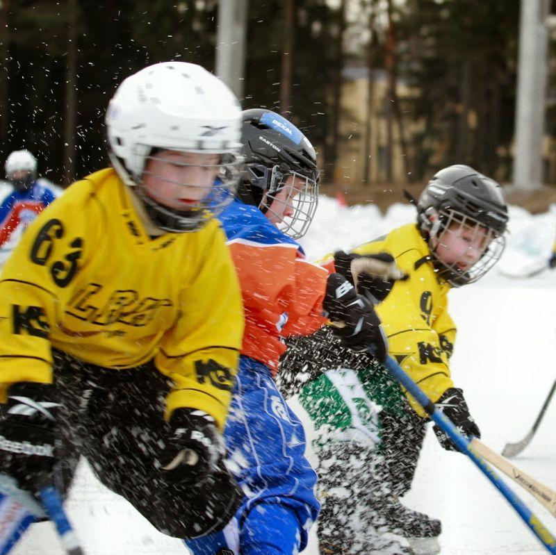 Viikonloppuna jääpalloa YLE Areenassa ja Live Scoressa