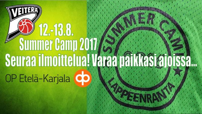 Summer Camp 2017 L:rannassa
