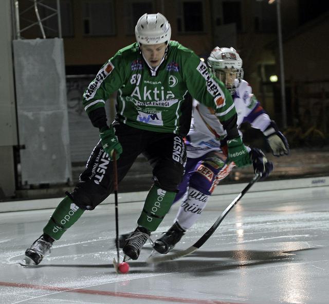 Vainio ja Johansson jatkavat Porvoossa