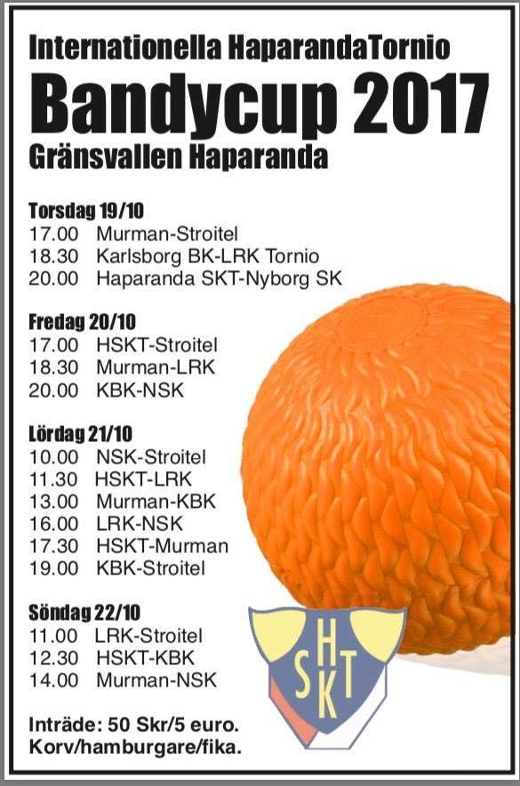 LRK mukana Haaparannan turnauksessa