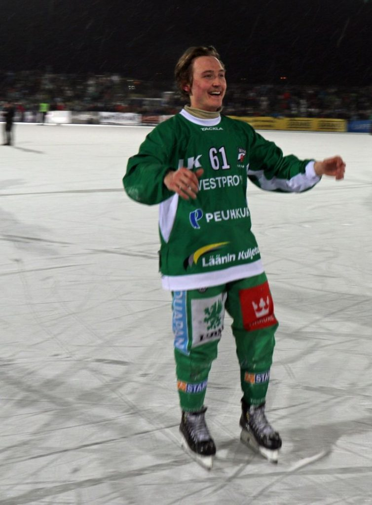 Emil Fedorov siirtyy Vetlandaan