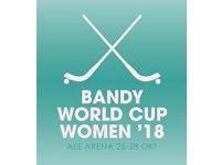 Naisten Maailman cupin ohjelma 26.-28.10