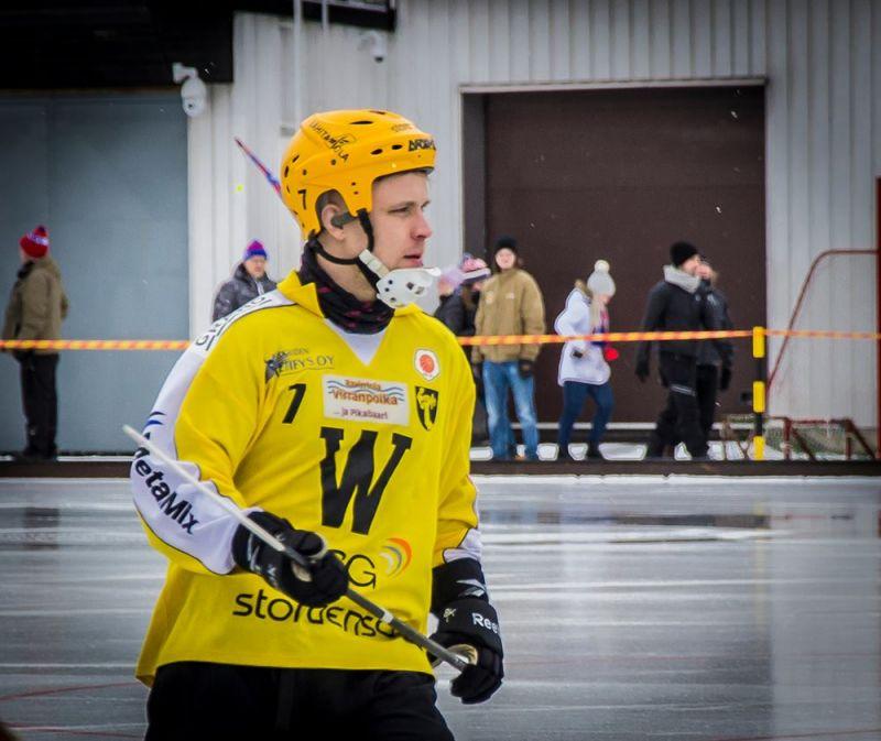 Lasse Karppinen palaa WP 35:een
