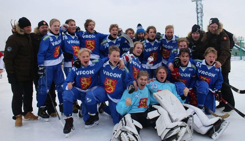 P17MM: Suomi riemukkaasti pronssille, Venäjä mestariksi