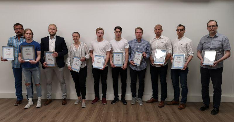 Kauden parhaat palkittu – Vuoden jääpalloilija Kimmo Kyllönen