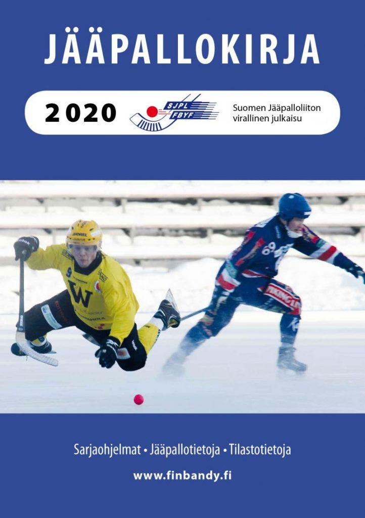 Jääpallokirja 2020