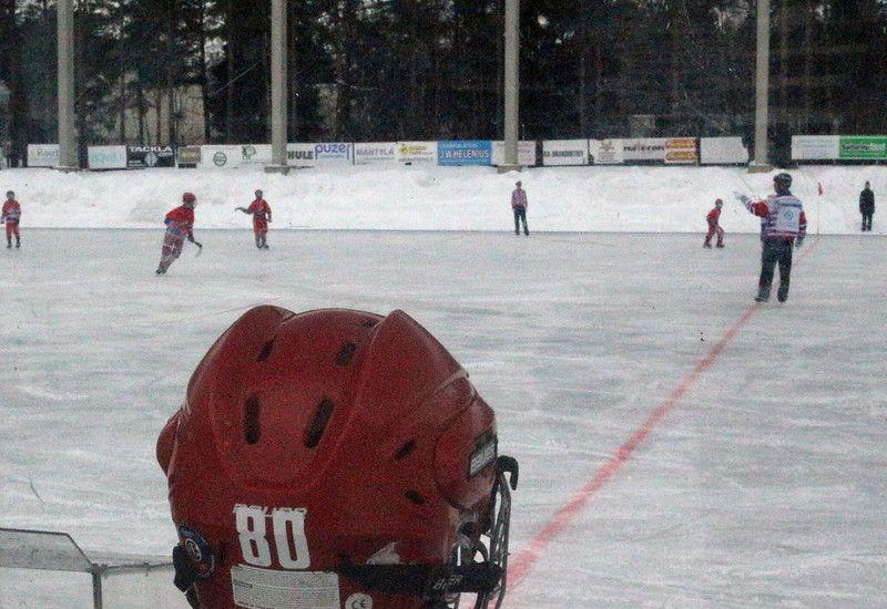 Juniorisarjojen ottelut keskeytetään 2.-31.12.2020